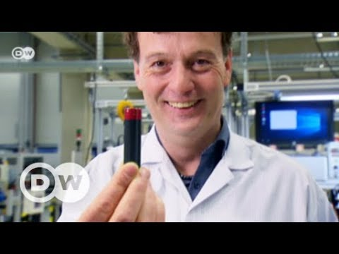 German-made electric car batteries | DW English