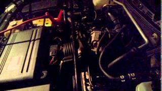 rx8 moteur ralenti chaud