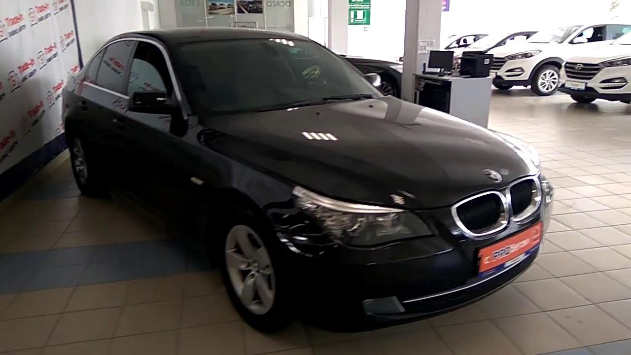 БЕХА ПЯТЕРКА Классная ТАЧКА. Обзор BMW 5er F10 - YouTube