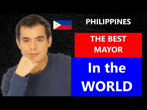 The best Mayor in the World: Isko Moreno in the Philippines