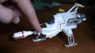 Dinky & Corgi Gerry Anderson Toys