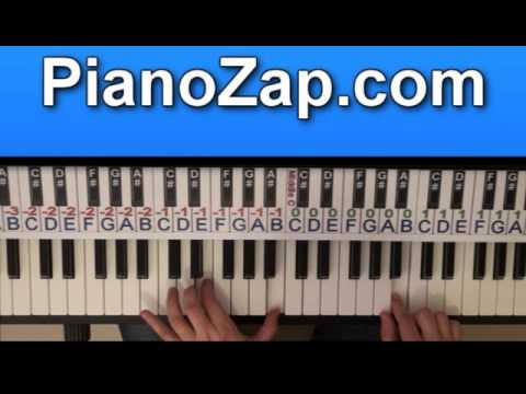 How To Play Fine By Me Andy Grammer On Piano Tutorial Youtube