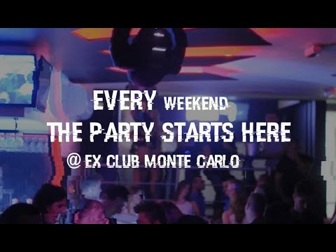 ExClub Monte Carlo - PROMO VIDEO
