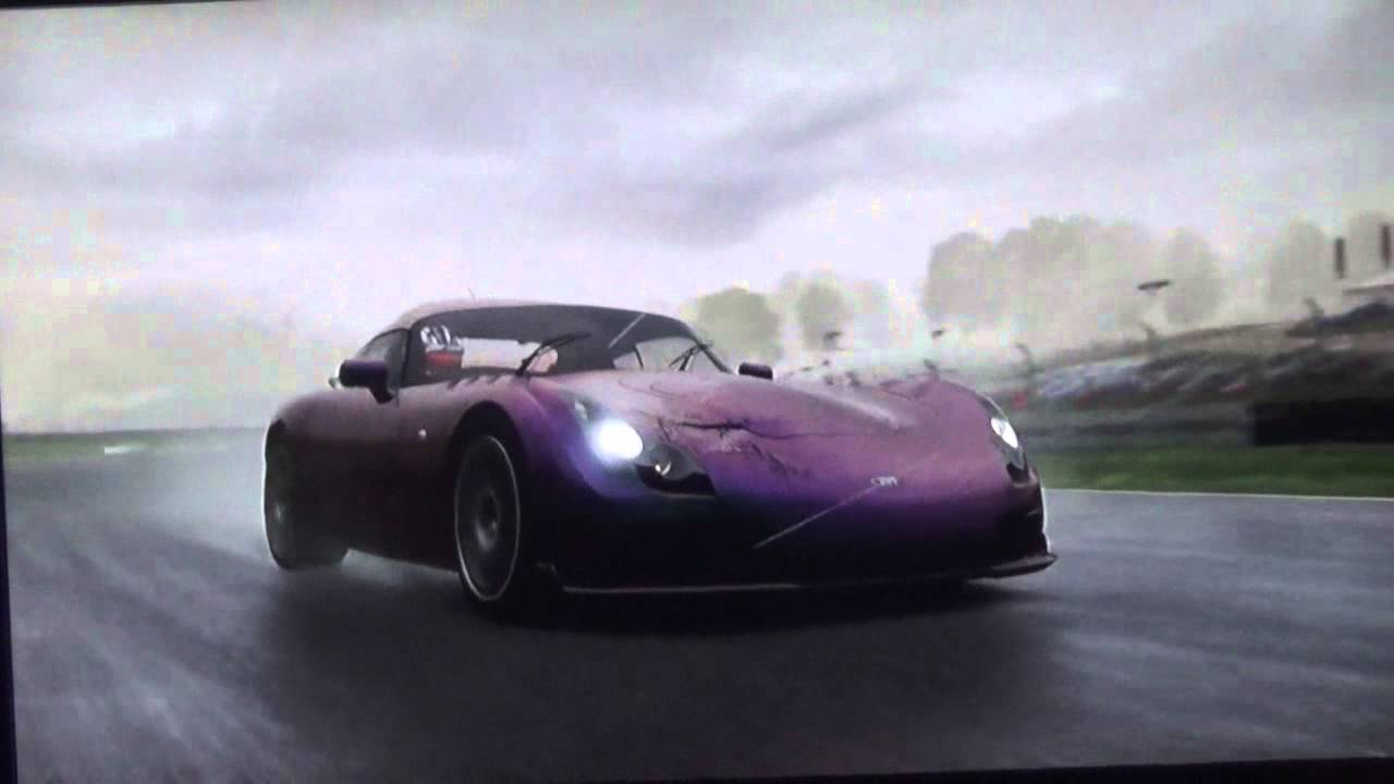 forza 6 top gear tvr sagaris sur le brand hatch circuit youtube. Black Bedroom Furniture Sets. Home Design Ideas