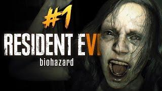 САМОЕ ЖЕСТКОЕ МЯСО - Resident Evil 7 #1