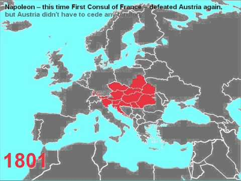 The Rise and Fall of Austria or the Habsburg Empire / Österr