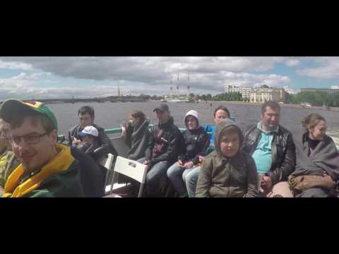 Trip to Saint Petersburg. FIFA. 2017.
