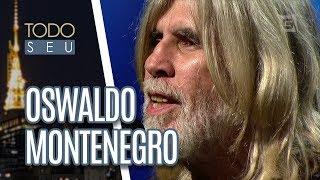 Baixar Cantor Oswaldo Montenegro apresenta sucessos e novas composições - Todo Seu (21/05/18)