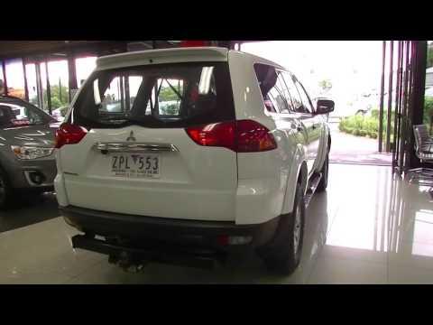 2012 Mitsubishi Challenger PB Auto 4x4 Review - B4962