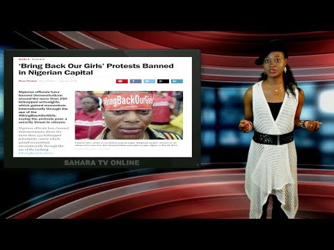Keeping It Real With Adeola - Episode 125 (Nigerian Government Bans #BringBackOurGirls Protests)