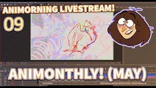 Swift Animaion Stream (7AM BST) - May Animonthly 09