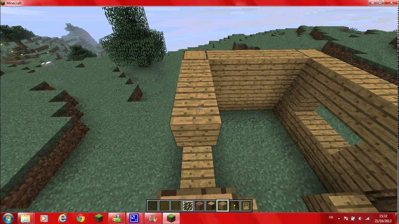 Construction de fou sur minecraft youtube - Minecraft construction de fou ...