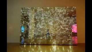 Презентация светодиодных новинок(Большой светодиодный экран в виде зеркала, динамическая подсветка, комбинации светодиодных трубок, декора..., 2012-08-23T06:23:14.000Z)