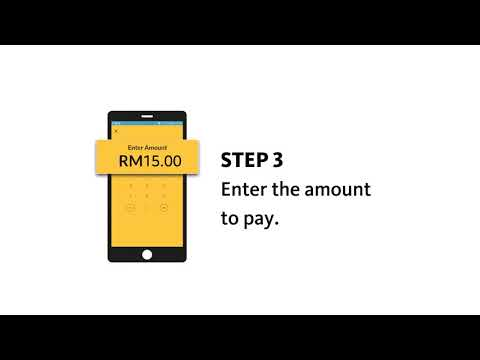 How to pay with Maybank QRPay?