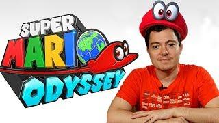 [СТРИМ] Саша играет в Super Mario Odyssey