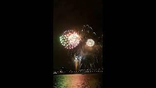 Фестиваль фейерверков в Костроме 2019
