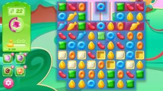 🍭🍬Candy crash jelly LV034 Прохождение, уровень 34, три в ряд, развивающая игра на андроид