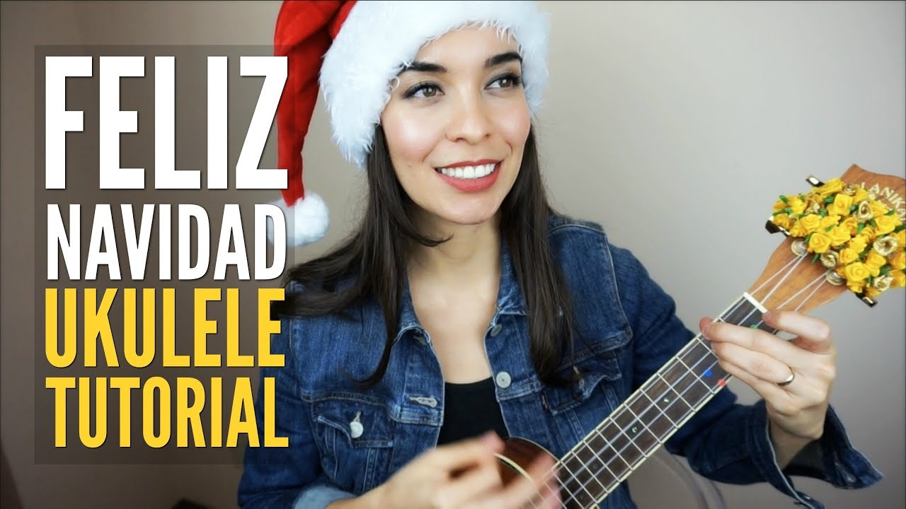 feliz navidad ukulele tutorial easy free pdf youtube feliz navidad ukulele tutorial easy free pdf