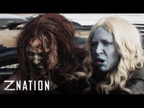 Z NATION | Season 4, Episode 4 Clip: Innovations | SYFY
