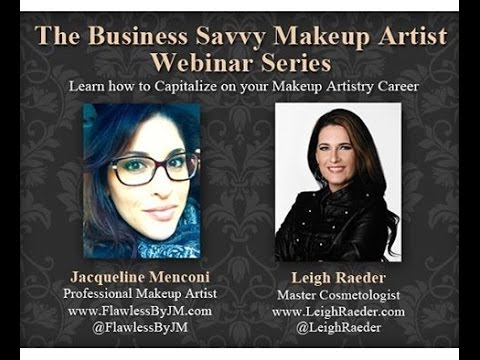 Part 1-The Business Savvy Makeup artist-Jacqueline Menconi
