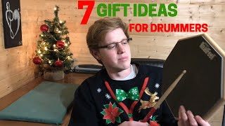 Top 7 Gift Ideas For Drummers