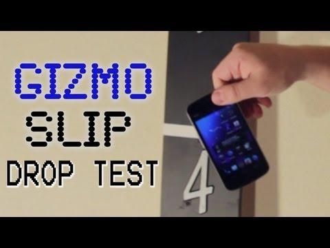 Samsung Galaxy Nexus Drop Test