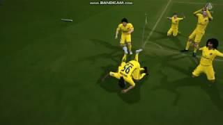 Trận đấu pha bóng định mệnh - FIFA Online 4 - Game bóng đá trực tuyến