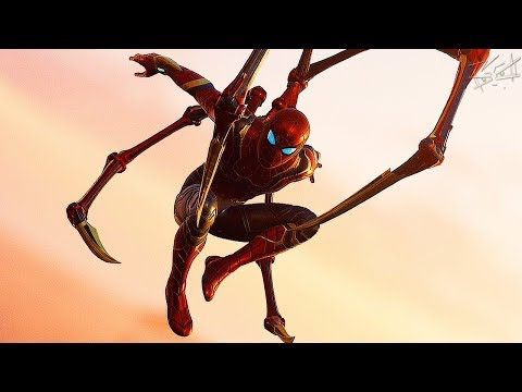 MARVELS SPIDER-MAN PS4 - ALL SUITS