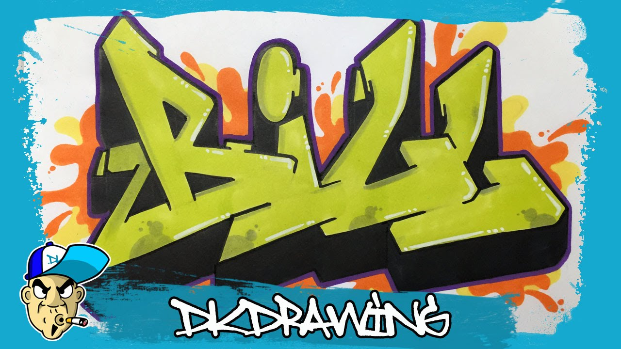 how to get a graffiti name