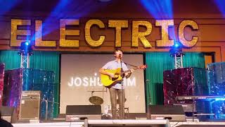 Closer - Joshua Kim Live Performance
