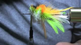 Bass Bug Deer Hair Fly Part 2