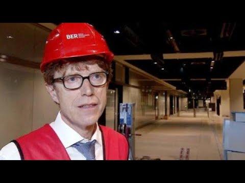 Milliardenprojekt BER: Rundgang über den Pannenflughafen