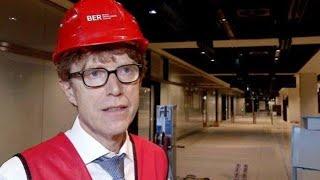 Flughafen BER: Rundgang über den Pannenflughafen (2017)