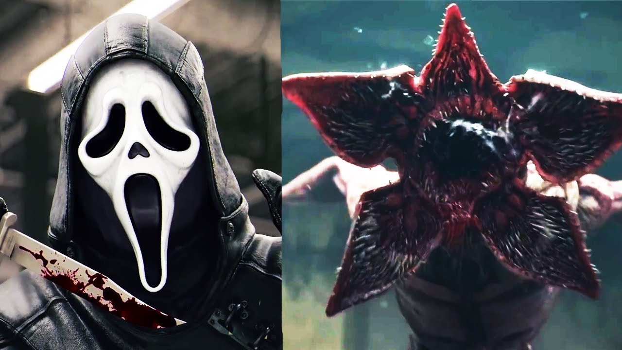 DEAD BY DAYLIGHT All The Killer's Trailers (2019) Includes Stranger Things