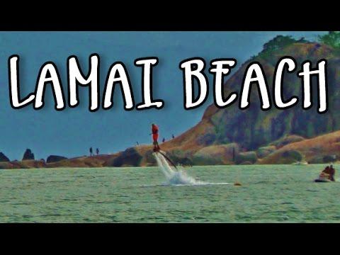 LAMAI BEACH – KOH SAMUI THAILAND