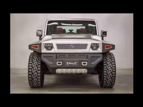 ussv rhino xt luxury suv built streets