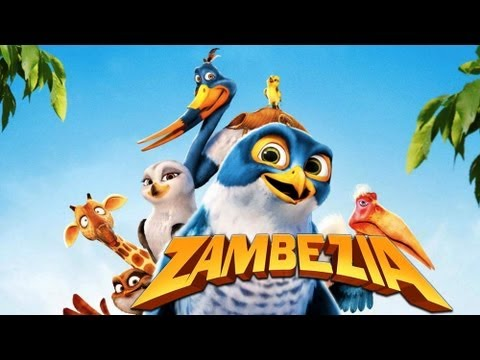 ADVENTURES IN ZAMBEZIA 3D (Official HD Trailer - From The Writers Of Cars, Up And The Incredibles)