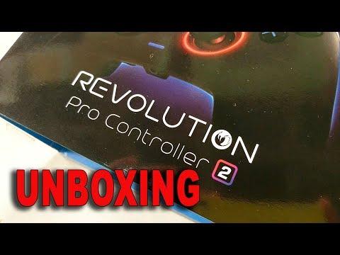 UNBOXING Nacon Revolution Pro Controller 2 VR_JUEGOS