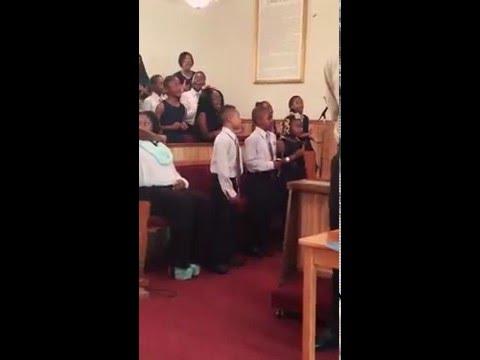 God told Noah to build an Ark-J &B Savage Youth choir