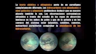 DANILO ANTON - INTRODUCCIÓN AL PETRÓLEO ABIÓTICO (PARTE 1)