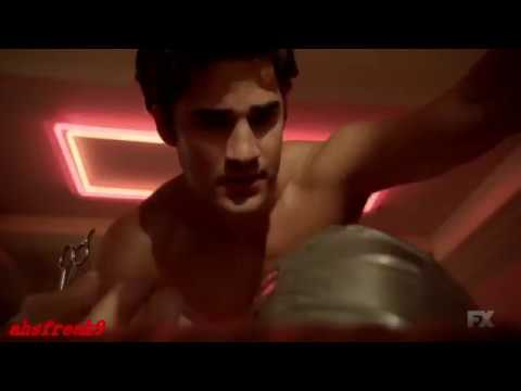 American Crime Story, Versace 2x02 - Andrew Cunanan dancing in the Hotel (HQ)