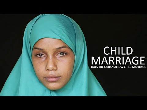 Just a reminder > The Quran & Child Marriage || Does the Qur'an Allow Child Marriage