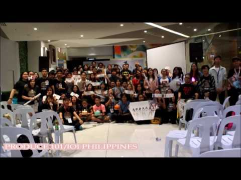 Philippines' Fans Message for Hwang Insun
