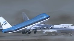 Sekunden vor dem Unglück - Flugzeugkatastrophe von Teneriffa