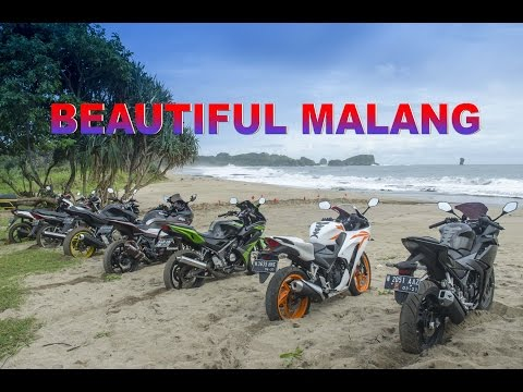 (Music Video) Miring-miring di JLS - Malang   Motovlog Indonesia