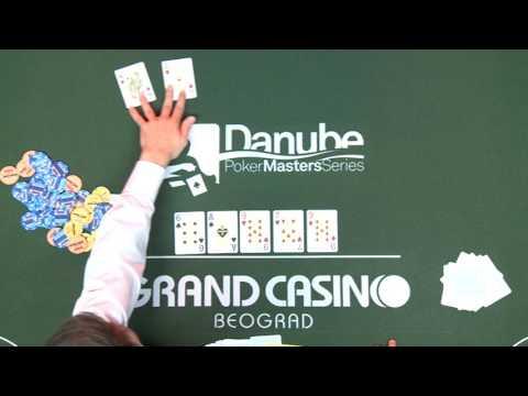 Danube Poker Masters 12 / 1