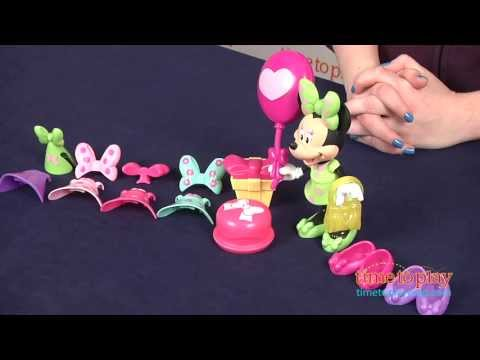Minnie Mouse Birthday Bow Tique From Fisher Price Youtube