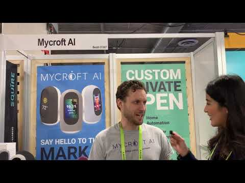 Startup Showcase: Mycroft - Open Source Voice Assistant With Privacy Protection