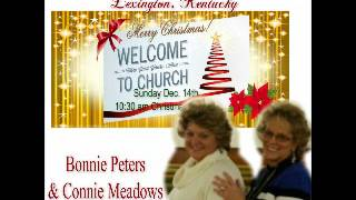 TALK IT OVER WITH HIM   Bonnie Peters and Connie Meadows