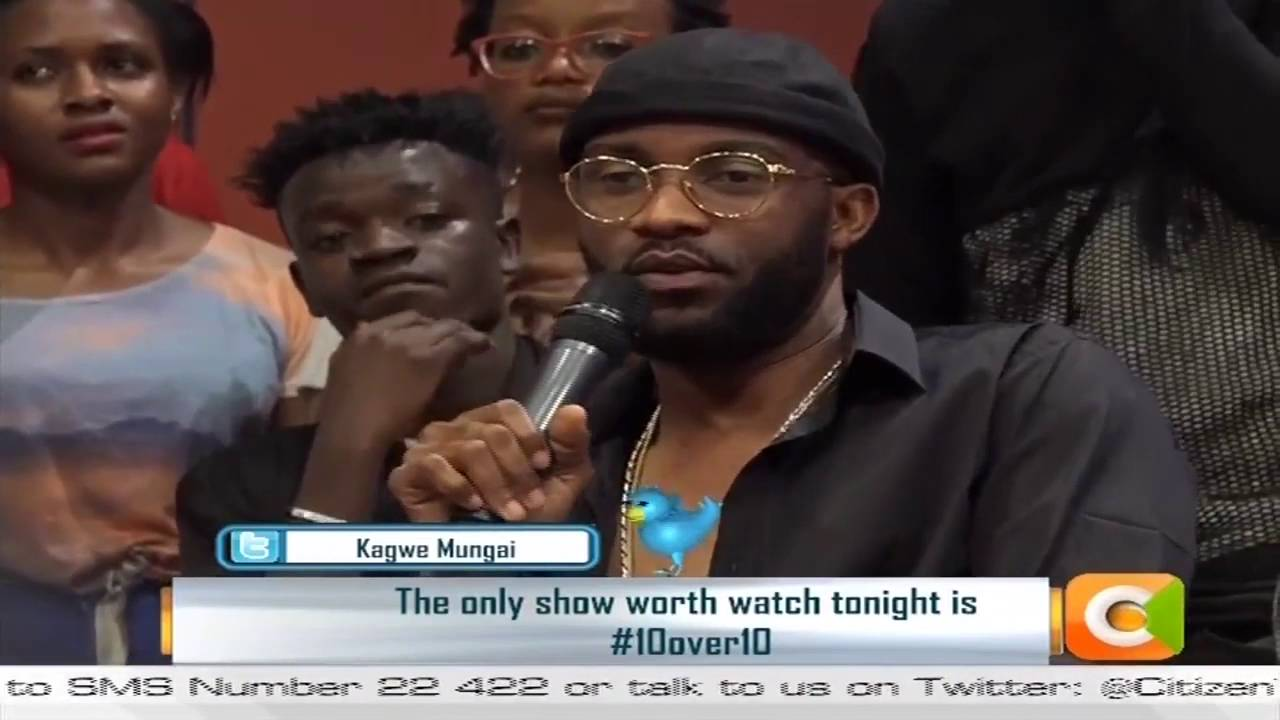 Fally ipupa interview sur kenya citizen tv show youtube - Chaise electrique fally ipupa ...